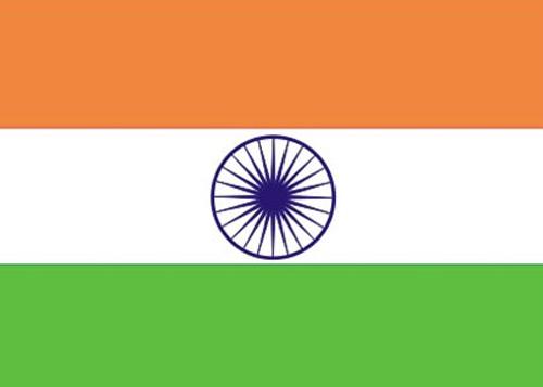 waf india flag
