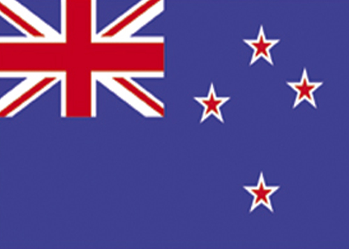 waf New Zealand flag