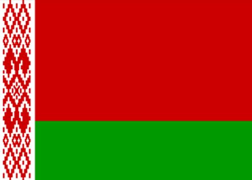 belarus waf flag