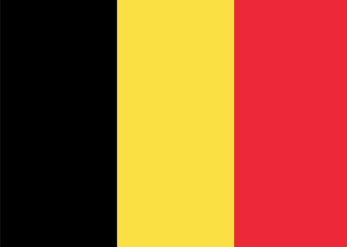 belgium waf flag