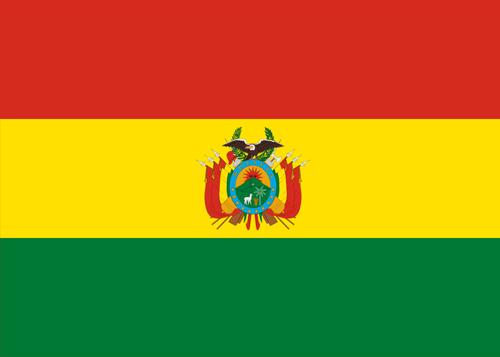 waf bolivia flag
