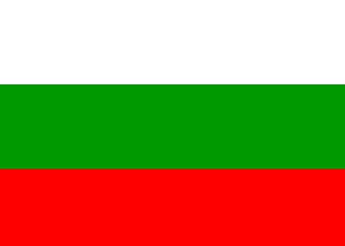 bulgaria waf flag