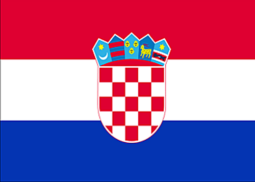 croatia waf flag