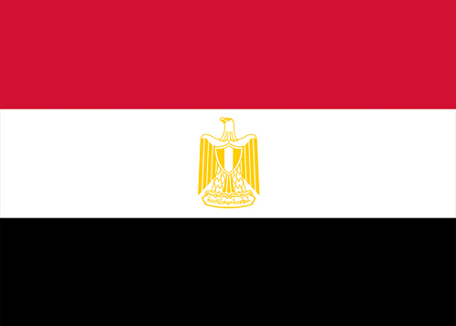 waf egypt flag