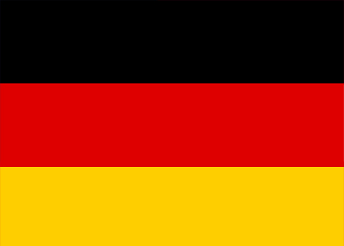 germany waf flag