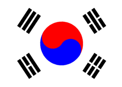 waf Korea South flag