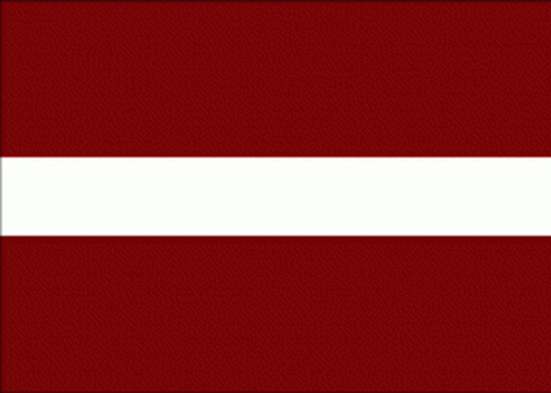 latvia flag waf