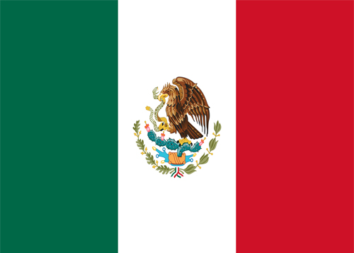 mexico flag waf