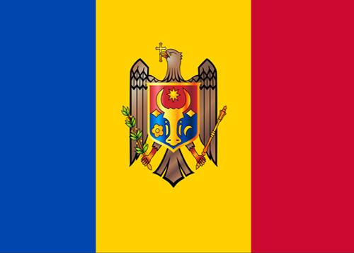 moldova flag waf