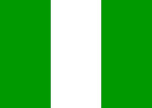 nigeria flag waf