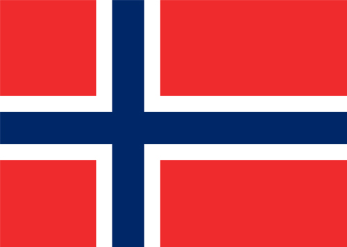 norway flag waf