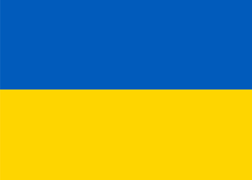 ukraine flag waf