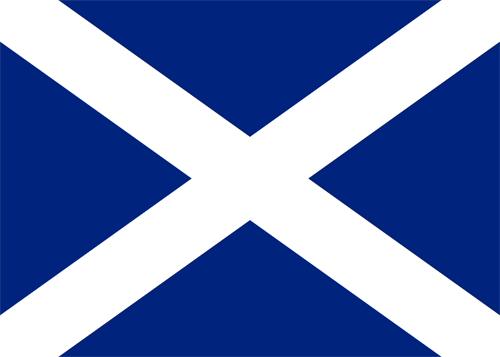 waf scotland flag