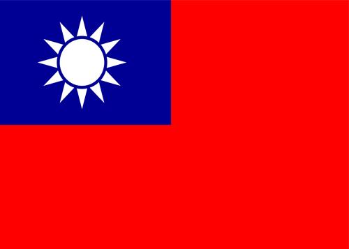 taiwan waf flag